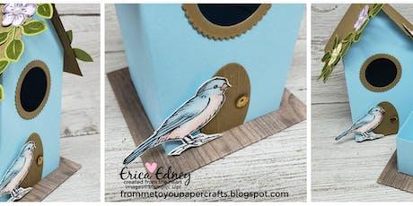 Birdhouse Gift Box tickets