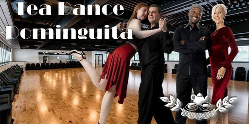 Tango Tea Dance Dominguita