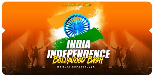 Jai Ho! India Independence Bollywood Bash (PDX)