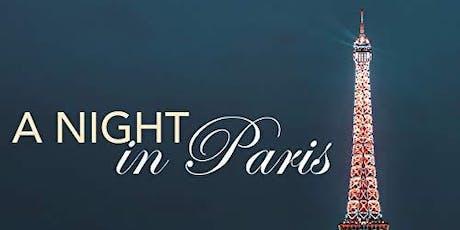 A Night in Paris  tickets