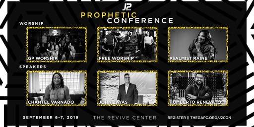 J2 Prophetic Conference