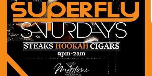 Superfly Saturday's at Martini Bar
