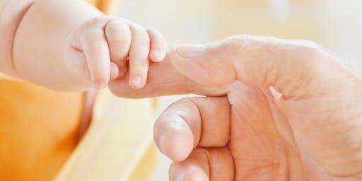 Atelier: L'importance des papas / Workshop: Why dads are important