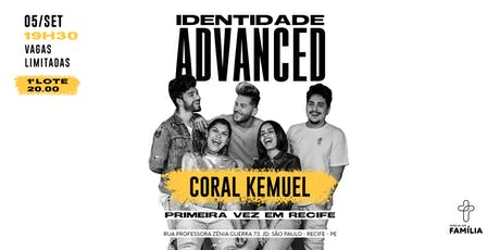 Identidade Advanced tickets