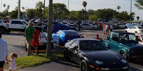 Food truck and Cars & Coffee Key Biscayne tickets