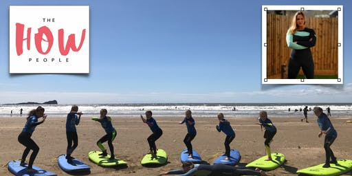 HOW Girls Surf Camp 19/8