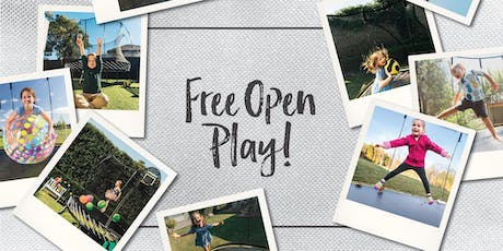 FREE Open Play tickets