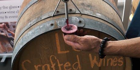 LJAWF Wine & Beer Garden Tasting Tickets tickets