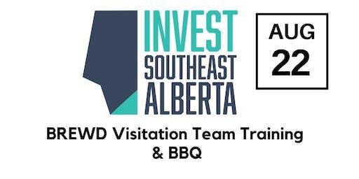 BREWD Business Visitation Training & BBQ