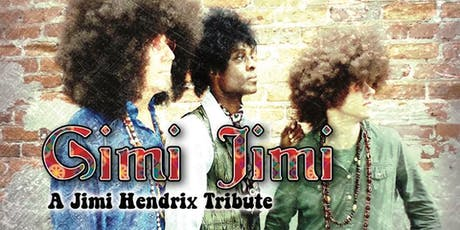 Gimi Jimi:  Jimi Hendrix Tribute tickets
