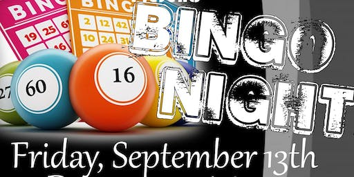 Friendship House Bingo Night