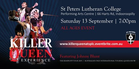 KillerQueen Experience Fundraising Concert tickets