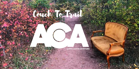 Couch To Trail - Van Bibber Park Trail with Always Choose Adventures  tickets