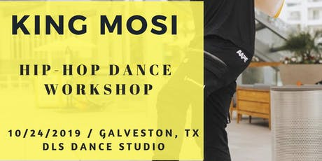 Hip-Hop Masterclass with King Mosi tickets