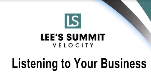 Velocity's Listening to Your Business Workshop