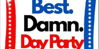 The Best **** Day Party Period EMF'20 with Darron Wheeler Entertainment