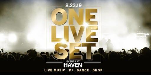 One Live Set Birmingham
