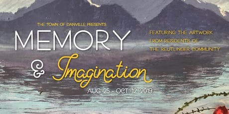 Memory & Imagination Art Gallery Opening  tickets