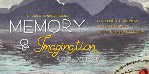 Memory & Imagination Art Gallery Opening