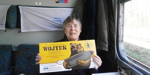 Author Jennifer Robertson presents: Wojtek the Bear and Other Polish Heroes