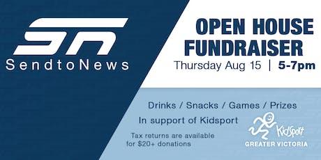 SendtoNews Open House Fundraiser tickets