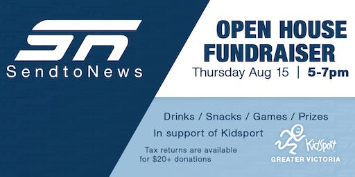 SendtoNews Open House Fundraiser
