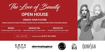 The Love of Beauty - Open House