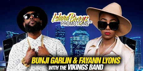 LABOR DAY MADNESS FT. BUNJI GARLIN AND FAYANN LYONS WITH THE VIKINGS BAND tickets