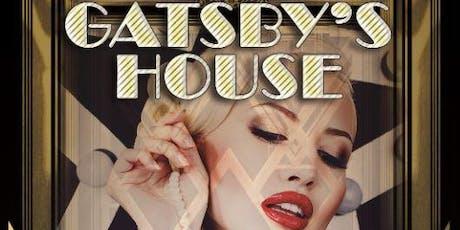 Gatsby's House - Nashville New Year's Eve 2020 tickets