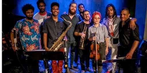 Saturday Night Music presents- Ethio Cali