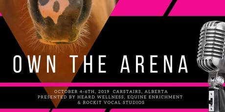 Own The Arena tickets