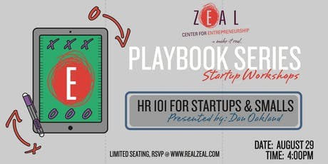 Zeal Playbook: HR 101 with Alternative HRD tickets