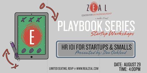 Zeal Playbook: HR 101 with Alternative HRD