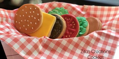 Summer Cookie Decorating Class tickets