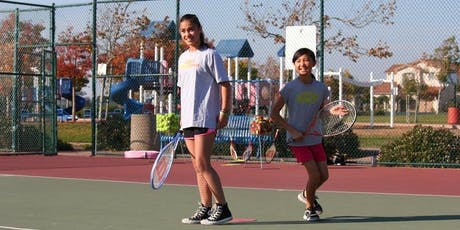 Paid Kids Tennis Classes in Fremont (Intermediate Ages 9-14) tickets