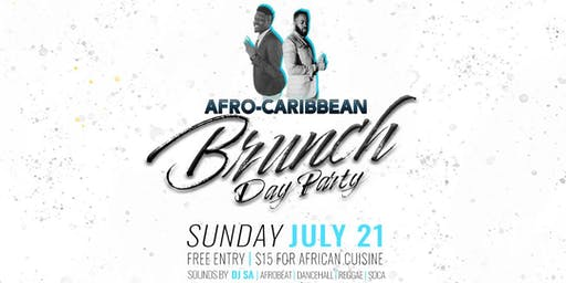 Afro-Caribbean Brunch Day Party