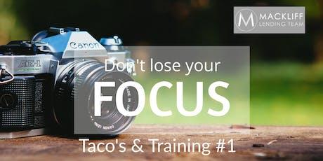 FREE Realtor Taco's & Training at CVAR tickets