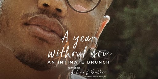 A Year Without You: An Intimate Brunch