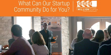 1 Million Cups Round Rock - October tickets