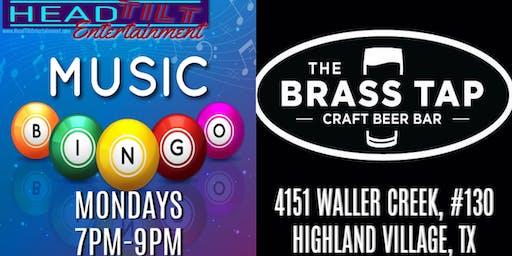 Music Bingo at The Brass Tap - Highland Village, TX