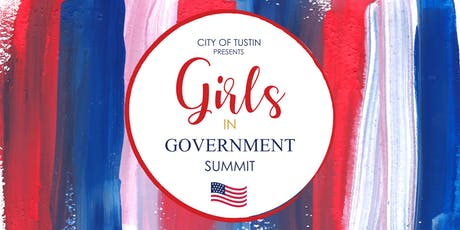 Girls in Government Summit tickets
