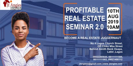 Profitable Real Estate 2.0 tickets
