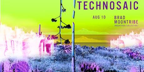 Technosaic w/ Brad Moontribe, K2, Amicus, Scottie Scribbles tickets