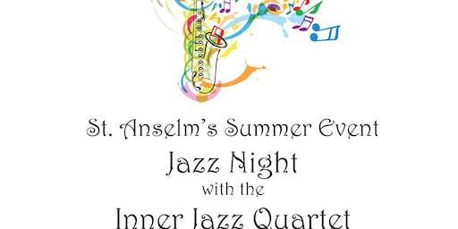Jazz Night at St. Anselm 2019