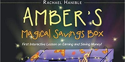 Amber's Magical Savings Box Book Signing!