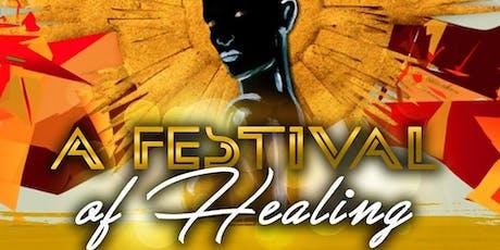 A Festival Of Healing - Vendor Form tickets