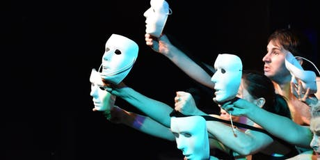 """""""Masks and The Monster"""" Workshop tickets"""