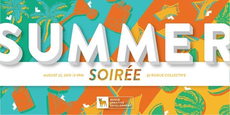 Rogue Creatives 2019 Summer Soirée tickets