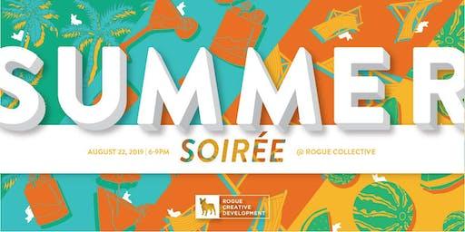 Rogue Creatives 2019 Summer Soirée