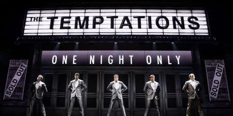 Night With The Temptations Review tickets